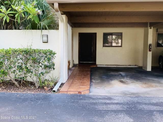 1611 Minutemen Causeway #108, Cocoa Beach, FL 32931 (MLS #910992) :: Premium Properties Real Estate Services