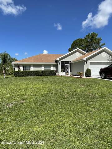2990 Dagget Avenue SE, Palm Bay, FL 32909 (MLS #910998) :: Blue Marlin Real Estate