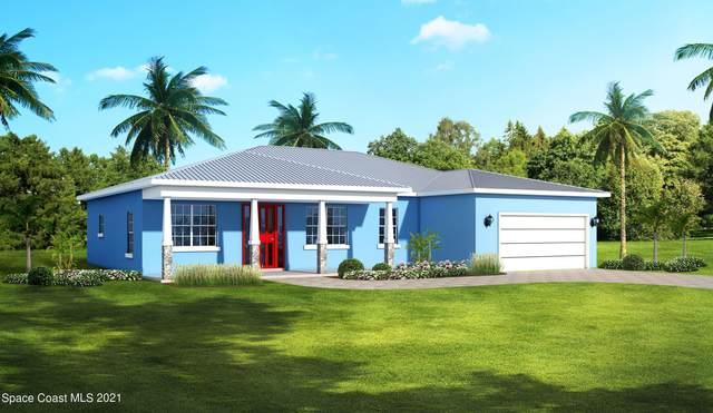 2060 Louisiana Street, Titusville, FL 32780 (MLS #911003) :: Keller Williams Realty Brevard