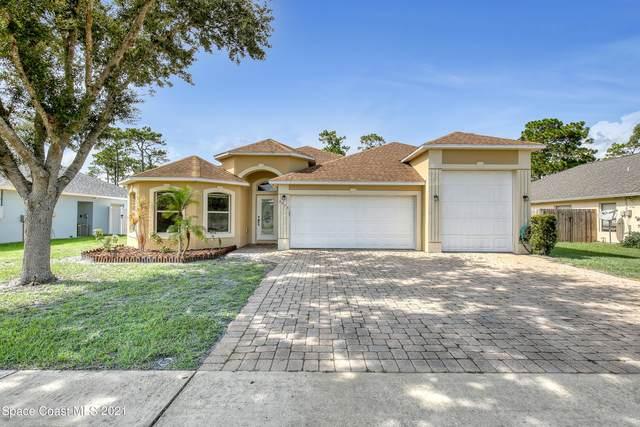 3976 Foothill Drive, Titusville, FL 32796 (MLS #911006) :: Blue Marlin Real Estate