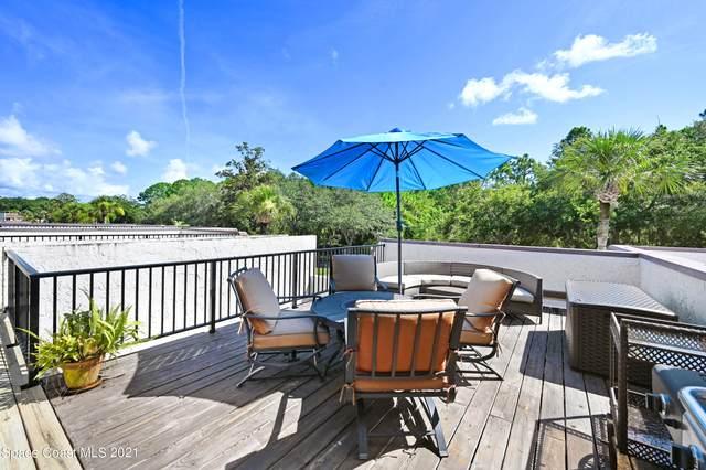2866 Demaret Drive #712, Titusville, FL 32780 (MLS #911012) :: Blue Marlin Real Estate