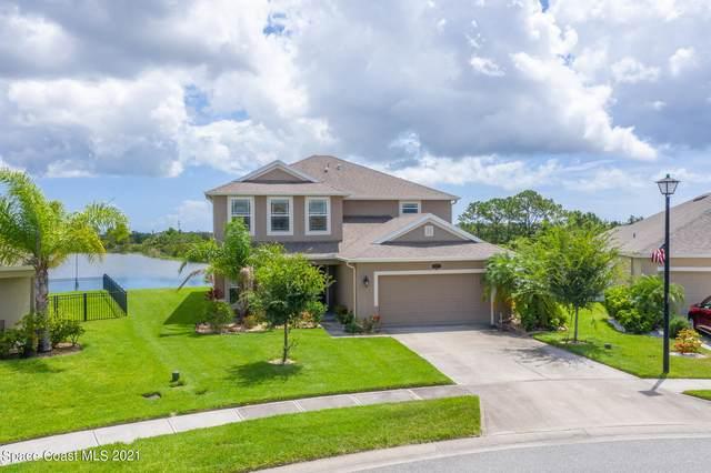 3974 Radley Drive, Melbourne, FL 32904 (MLS #911030) :: Premier Home Experts