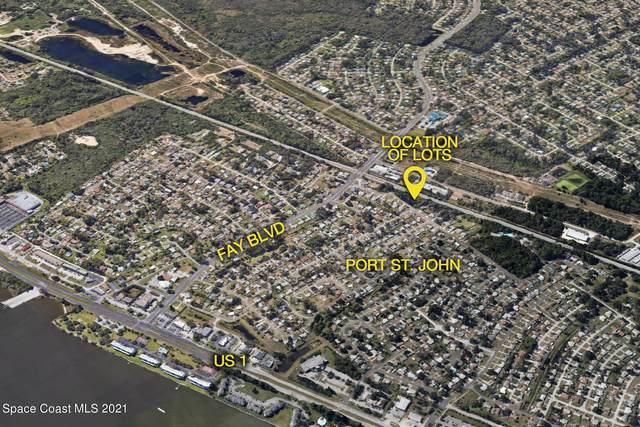 520 Arabella Lane, Cocoa, FL 32927 (MLS #911031) :: Vacasa Real Estate