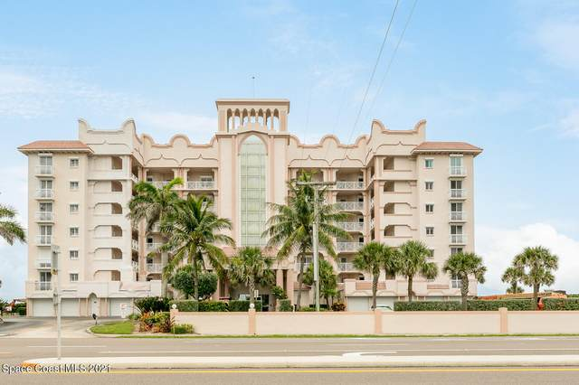 2095 Hwy A1a #4605, Indian Harbour Beach, FL 32937 (#911035) :: The Reynolds Team | Compass