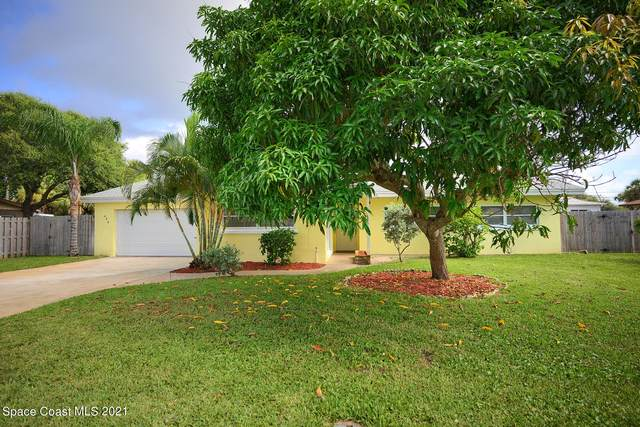 420 7th Avenue, Indialantic, FL 32903 (MLS #911040) :: Blue Marlin Real Estate