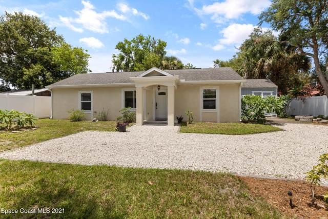 316 Parker Drive, Titusville, FL 32780 (MLS #911048) :: Blue Marlin Real Estate