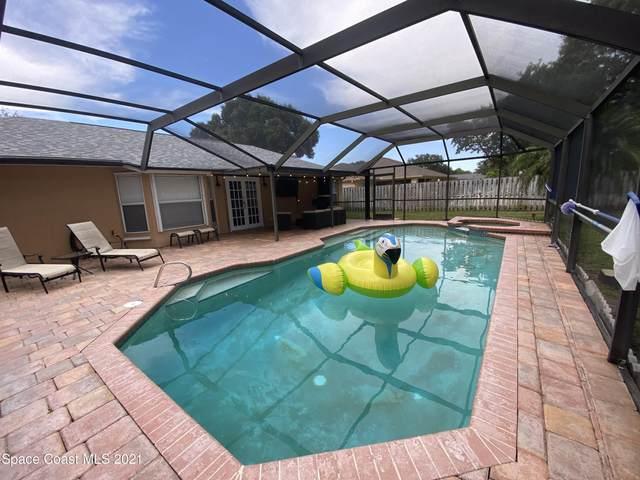 225 Crystal Lake Road, Melbourne, FL 32901 (MLS #911059) :: Premium Properties Real Estate Services