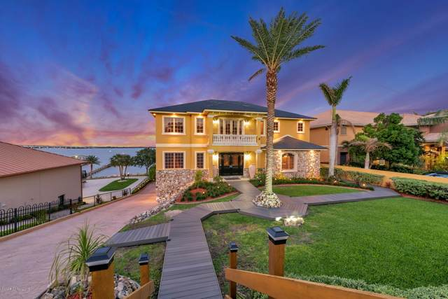 2120 N Indian River Drive, Cocoa, FL 32922 (MLS #911060) :: Keller Williams Realty Brevard