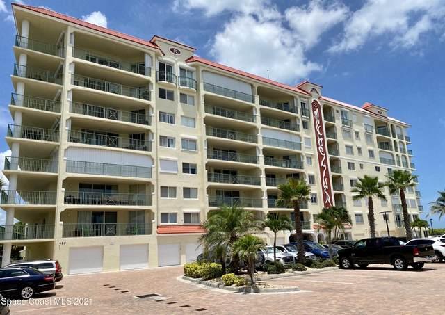 420 Harding Avenue #305, Cocoa Beach, FL 32931 (MLS #911063) :: Keller Williams Realty Brevard