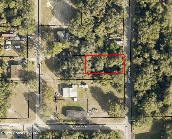 2642 Bethune Avenue, Mims, FL 32754 (MLS #911066) :: Blue Marlin Real Estate