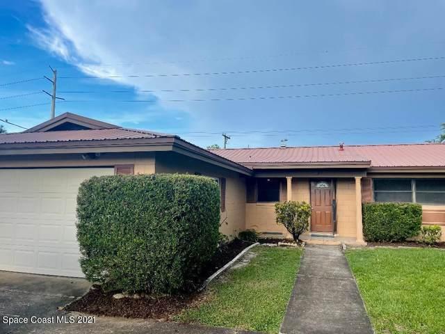627 Fern Avenue, Titusville, FL 32796 (MLS #911074) :: Premium Properties Real Estate Services