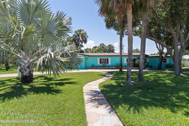705 N Ramona Avenue, Indialantic, FL 32903 (MLS #911077) :: Keller Williams Realty Brevard