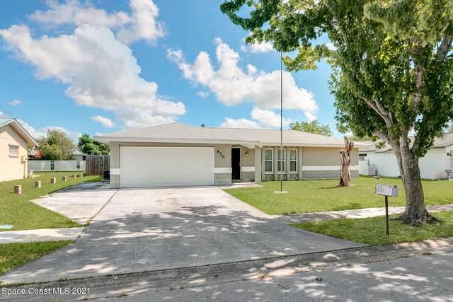 630 Cornell Avenue, Melbourne, FL 32901 (MLS #911090) :: Blue Marlin Real Estate