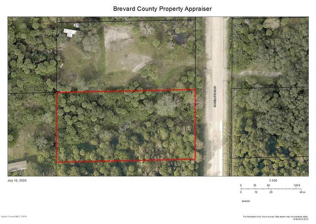 0 Satellite Boulevard, Cocoa, FL 32926 (MLS #911093) :: Blue Marlin Real Estate