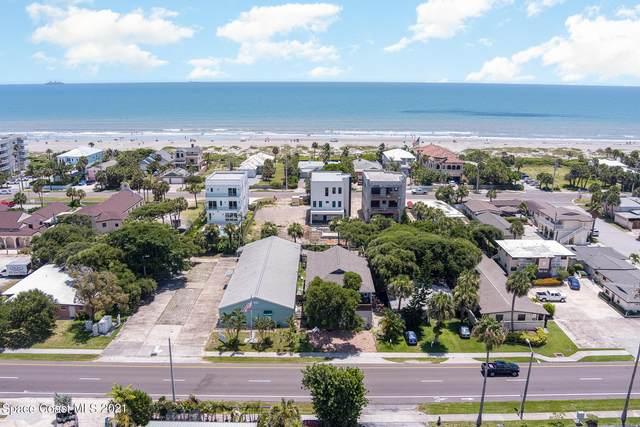 157 S Orlando Avenue, Cocoa Beach, FL 32931 (MLS #911109) :: Keller Williams Realty Brevard