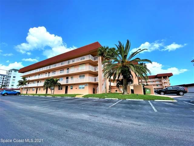 35 Sunflower Street #60, Cocoa Beach, FL 32931 (MLS #911112) :: Keller Williams Realty Brevard