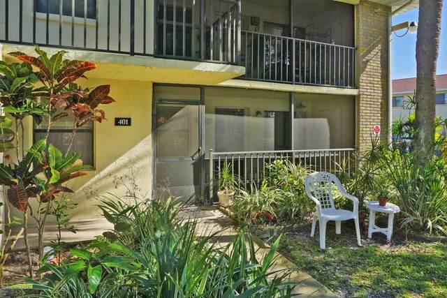 500 Catalina Road #401, Cocoa Beach, FL 32931 (MLS #911113) :: Premium Properties Real Estate Services