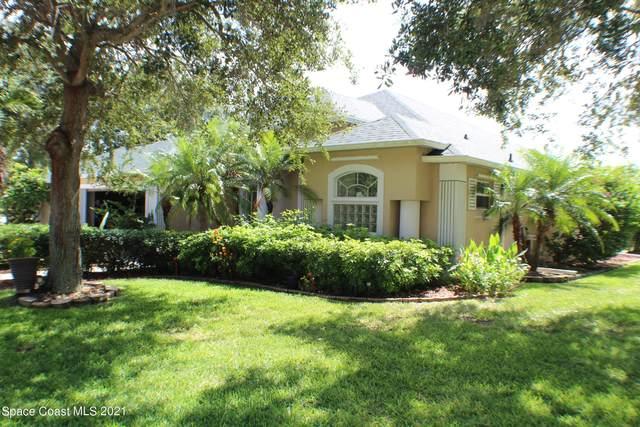 4448 Heaton Park Trail, Rockledge, FL 32955 (MLS #911123) :: Keller Williams Realty Brevard