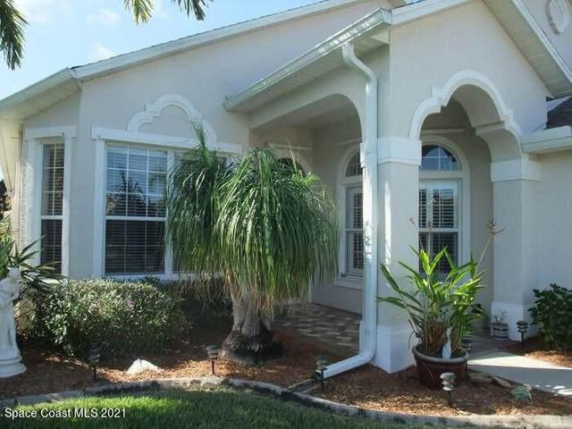 4630 Portage Trail, Melbourne, FL 32940 (MLS #911124) :: Blue Marlin Real Estate