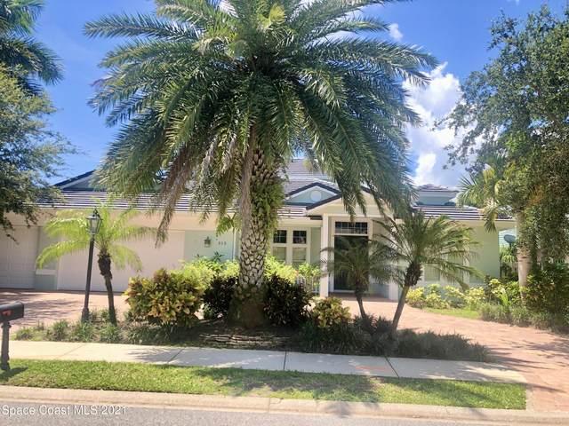 315 Newport Drive, Indialantic, FL 32903 (MLS #911127) :: Keller Williams Realty Brevard