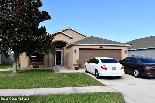 2454 Bayhill Drive, Melbourne, FL 32940 (MLS #911128) :: Blue Marlin Real Estate