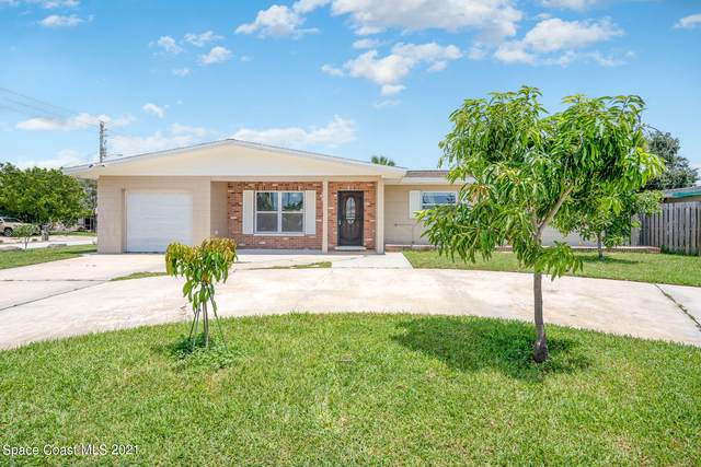 1380 Floral Lane, Merritt Island, FL 32952 (MLS #911132) :: Keller Williams Realty Brevard