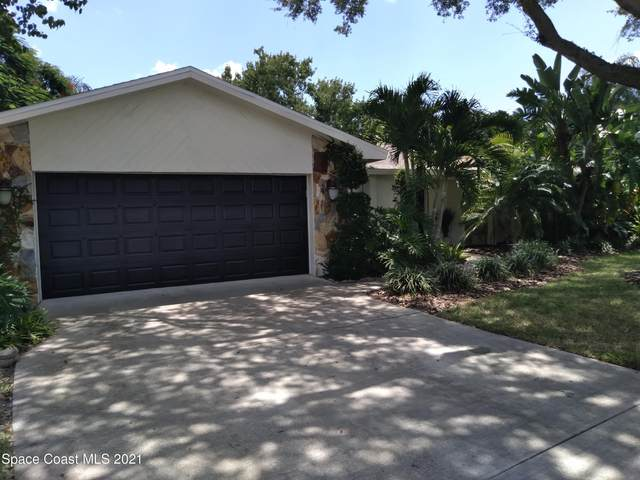 708 Medinah Road, Melbourne, FL 32940 (MLS #911135) :: Blue Marlin Real Estate