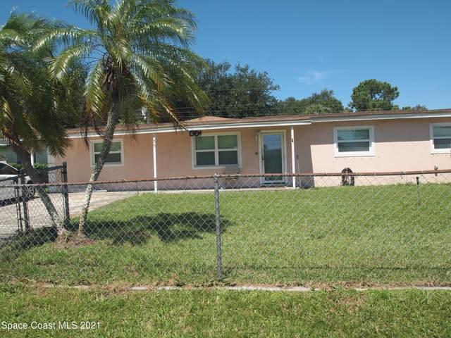 835 Evening Side Drive, Cocoa, FL 32922 (MLS #911147) :: Keller Williams Realty Brevard