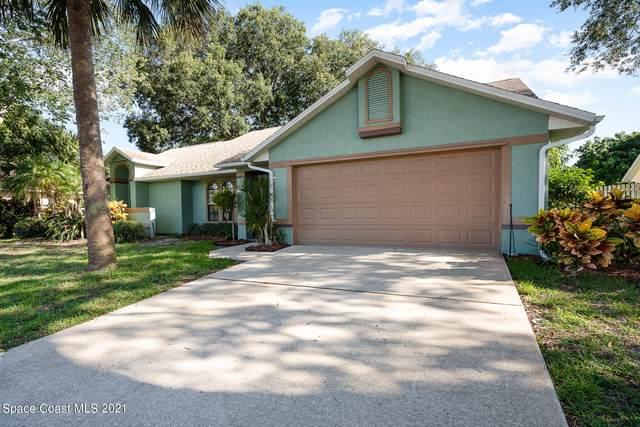 708 Fishtail Palm Boulevard, Melbourne, FL 32901 (MLS #911148) :: Blue Marlin Real Estate