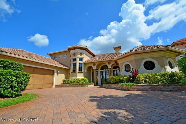 6225 Anello Drive, Melbourne, FL 32940 (MLS #911150) :: Blue Marlin Real Estate