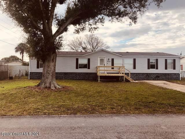6775 Latour Court, Merritt Island, FL 32953 (MLS #911167) :: Blue Marlin Real Estate