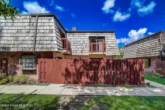 47 Piney Branch Way A, Melbourne, FL 32904 (MLS #911175) :: Premier Home Experts