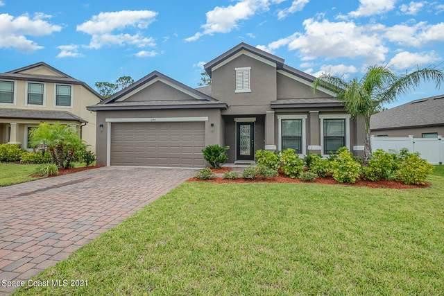 5144 Brilliance Circle, Cocoa, FL 32926 (MLS #911187) :: Blue Marlin Real Estate