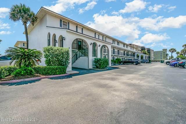199 Highway A1a D206, Satellite Beach, FL 32937 (MLS #911198) :: Blue Marlin Real Estate