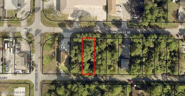 1812 Canova Street SE, Palm Bay, FL 32909 (MLS #911201) :: Keller Williams Realty Brevard