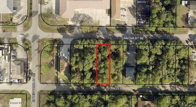 1816 Canova Street SE, Palm Bay, FL 32909 (MLS #911202) :: Keller Williams Realty Brevard