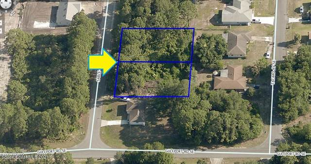 904-906 Two Adjacent Lots On Sable Circle SE, Palm Bay, FL 32909 (#911211) :: The Reynolds Team   Compass
