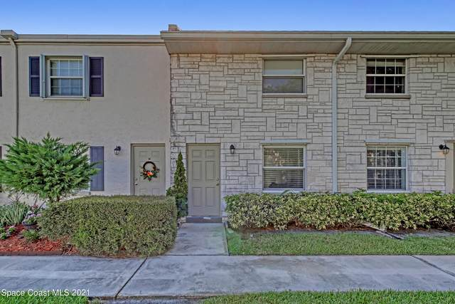 55 Needle Boulevard #72, Merritt Island, FL 32953 (MLS #911213) :: Premier Home Experts