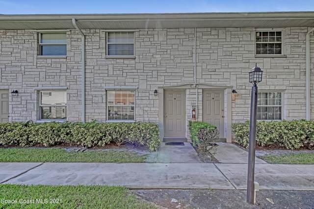 55 Needle Boulevard #71, Merritt Island, FL 32953 (MLS #911221) :: Keller Williams Realty Brevard