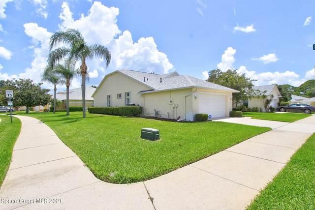 485 Haley Court, Melbourne, FL 32940 (MLS #911228) :: Armel Real Estate
