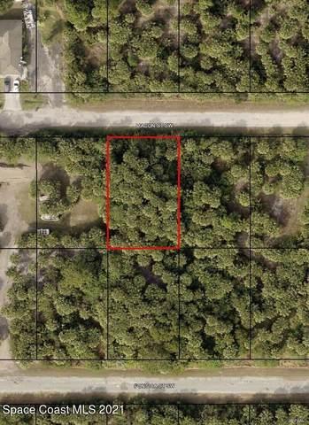 568 Macon Street SW, Palm Bay, FL 32908 (MLS #911232) :: Armel Real Estate