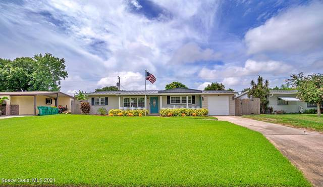 2643 Lorna Drive, Melbourne, FL 32935 (MLS #911237) :: Blue Marlin Real Estate