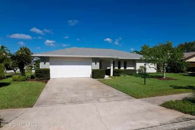 16 Judy Court, Satellite Beach, FL 32937 (MLS #911247) :: Keller Williams Realty Brevard