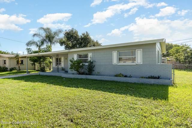 1063 Matador Drive, Rockledge, FL 32955 (MLS #911256) :: Premium Properties Real Estate Services
