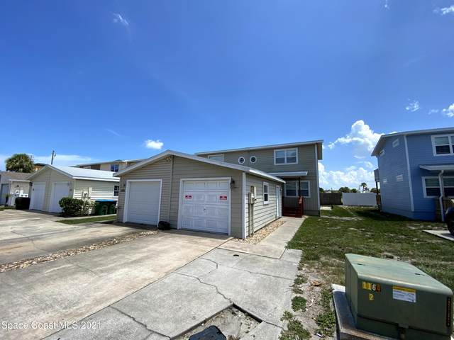 241 Cherie Down Lane, Cape Canaveral, FL 32920 (MLS #911275) :: Keller Williams Realty Brevard