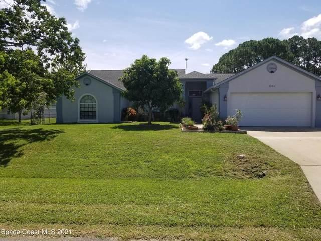 1251 Bluff Avenue NE, Palm Bay, FL 32907 (MLS #911277) :: Blue Marlin Real Estate