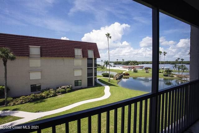 720 S Brevard Avenue #312, Cocoa Beach, FL 32931 (MLS #911278) :: Premium Properties Real Estate Services