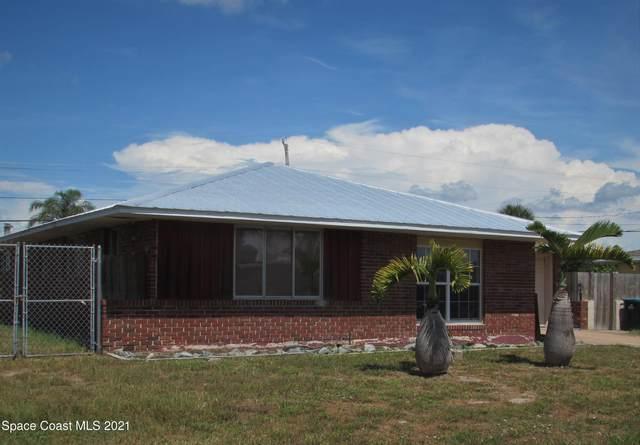 858 Bahama Street NE, Palm Bay, FL 32905 (MLS #911283) :: Engel & Voelkers Melbourne Central