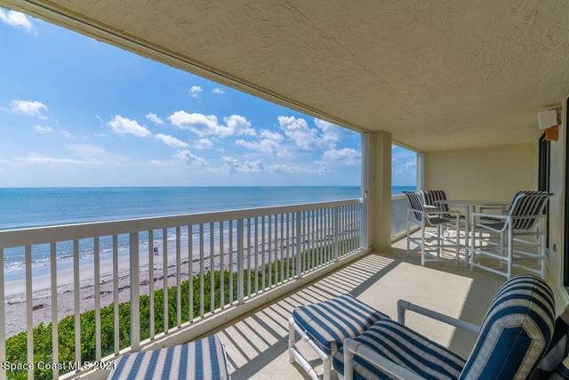 405 Highway A1a #342, Satellite Beach, FL 32937 (MLS #911286) :: Blue Marlin Real Estate