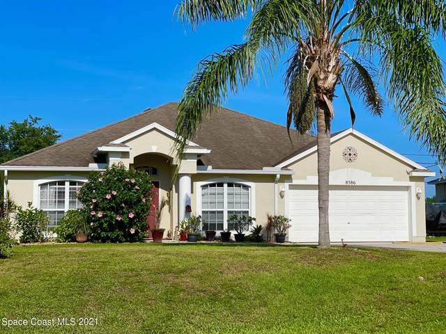 8586 103rd Avenue, Vero Beach, FL 32967 (#911290) :: The Reynolds Team   Compass